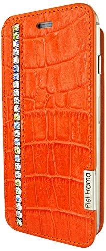 Piel Frama 677SWN PIELFRAMA 677SWN Swaro Case für Apple iPhone 6 in orange