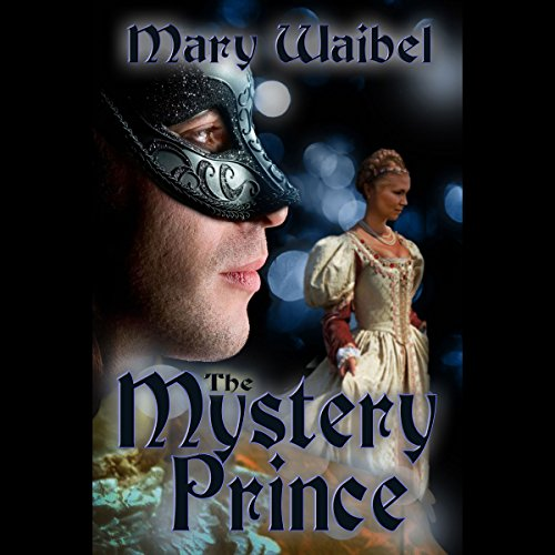 The Mystery Prince audiobook cover art