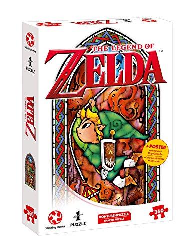 Puzzles 1000 Piezas Zelda