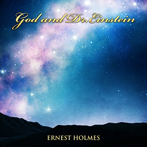 God and Dr. Einstein audiobook cover art