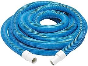 Tuyau Flottant Spécial Piscine - Longueur 10 Mètres - Diamètre 32 MM - Avec 2 Embouts Fixes - Coloris Bleu Spécial Piscine Gonflables Tubulaires Autoportantes