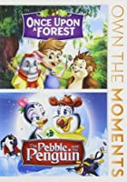 Once Upon a Forest/Pebble & the Penguin [DVD]