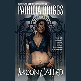 Moon Called audiobook cover art