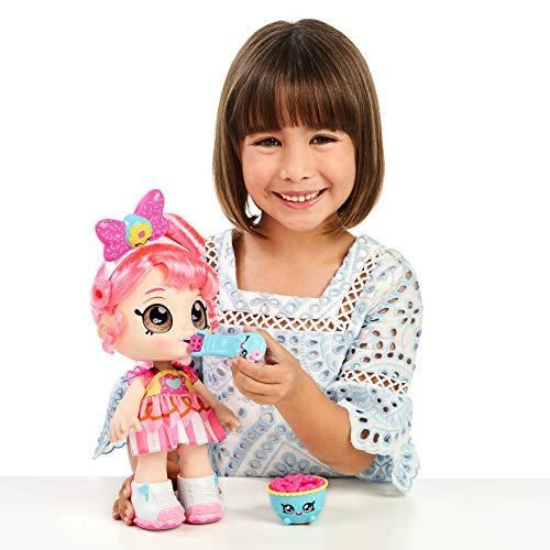 Kindi Kids Snack Time Friends Pre School 10 inch Doll Donatina