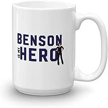 Law & Order: SVU Benson Is My Hero 15 Oz Mug - Official Coffee Mug