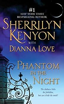 Phantom in the Night (B.A.D. Agency Book 2) by [Sherrilyn Kenyon]