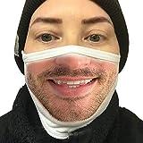 Tessuto Bocca in Cotone Breathable Lavabili Riutilizzabili Moda Unisex - 3D Stampa Bello Farfalla - Visiera Viso Comodi Antipolvere Antivento Filtranti per Salute Aperto Sportivo
