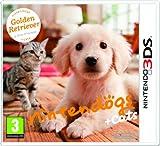 Nintendogs + Cats - Golden Retriever + New Friends (Nintendo 3DS) [Importación inglesa]