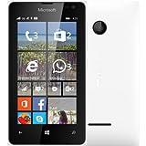 "Foto Nokia Lumia 435 10,2 cm (4"") 1 GB 8 GB SIM singola Bianco 1560 mAh"