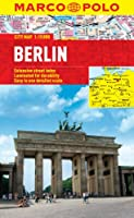 Marco Polo City Map Berlin: Extensive Street Index, Easy to Use Detailed Scale (Marco Polo City Maps)