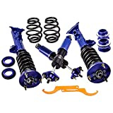 Coilovers Shock Spring Suspension for BMW E36 318i 318is 318ic 320i 323i 323ic 323is 328i 328is 328ic M3 1992-1999 - Blue