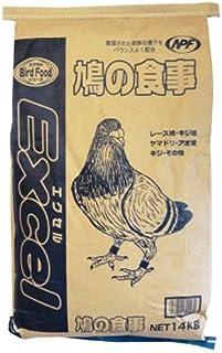 ナチュラルペットフーズ エクセル鳩の食事 14kg