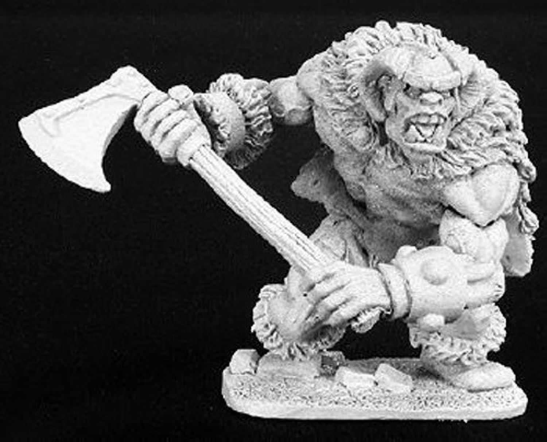 Mash, Half Ogre Barbarian (OOP) by Reaper