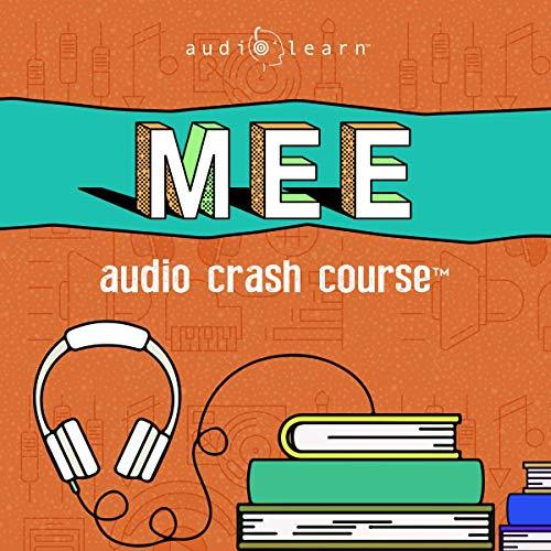 MEE Audio Crash Course audiobook cover art
