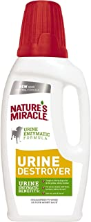 Nature's Miracle Urine Destroyer for Dogs, Light Fresh Scent, Tough on Strong Dog Urine..