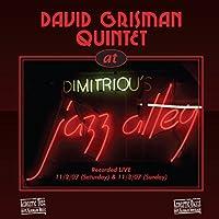 Live at Jazz Alley by DAVID QUINTET GRISMAN
