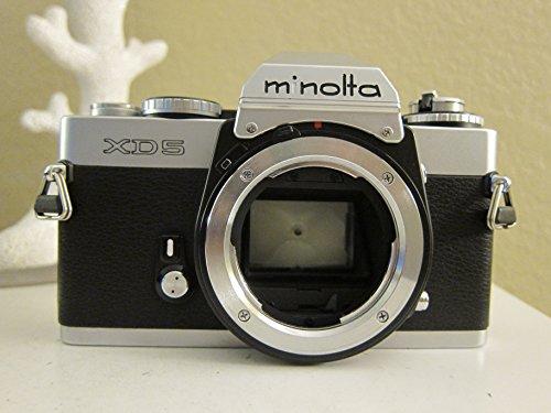Minolta XD-5 XD5 XD 5 Body Gehäuse Spiegelreflexkamera SLR Kamera