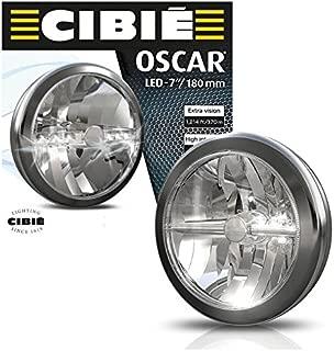 NEW CHROME CIBIE OSCAR 7