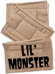 Pet Flys Lil Monster Peter Pads (3 Pack), X-Large