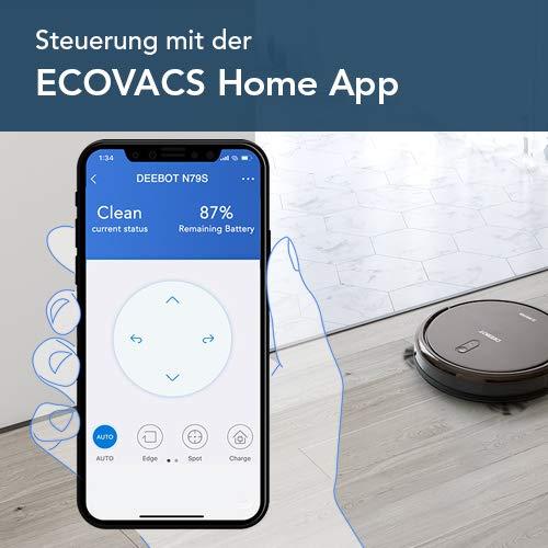 Ecovacs Robotics Deebot N79S Bild 4*