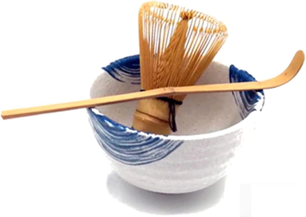 QYJPN Most Popular El Paso Mall Max 81% OFF Traditional Matcha Bamboo Kit Natural S Whisk