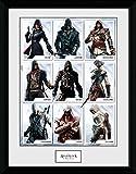 GB Eye Ltd Assassins Creed, Compilation Zeichen Kunstdruck,