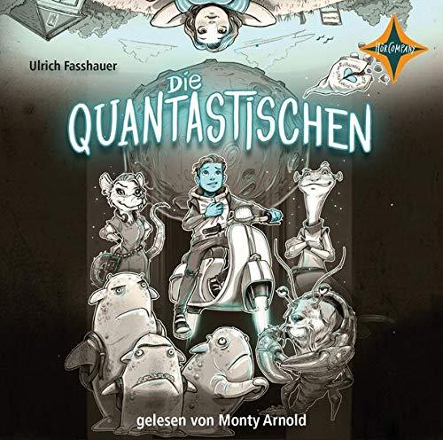 Die Quantastischen Titelbild