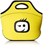 WonderWink Women's Lunch Bag, Yellow, One Size