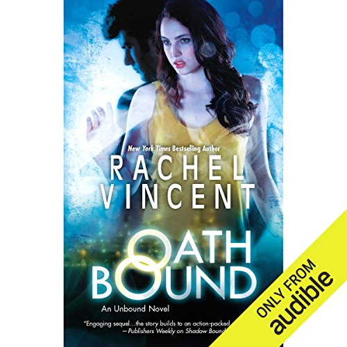 Oath Bound audiobook cover art