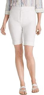 Chico's Women's 10-Inch Inseam Secret Stretch Shorts