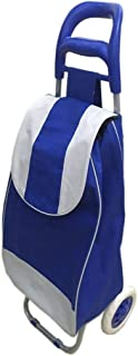 EZ RJ-2180 Trolley, Portable, Shopping , Royal Blue