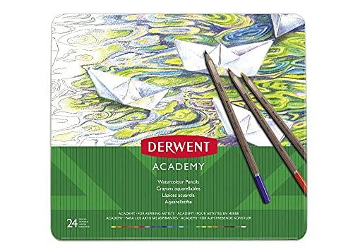 DERWENT Academy matite acquarellabili - 24pz - 2301942