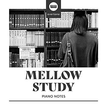 Mellow Study Piano Notes