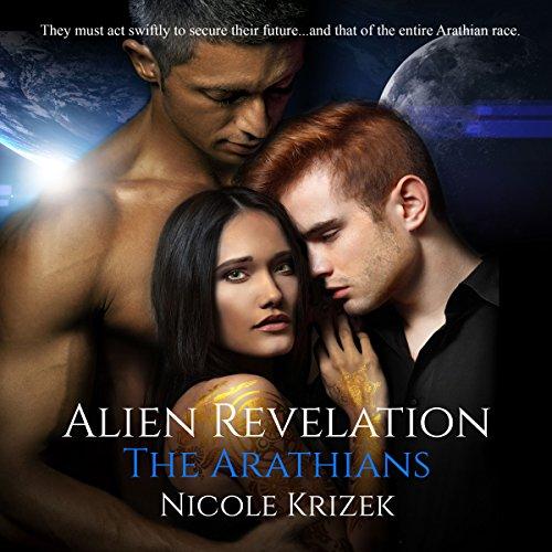 Alien Revelation audiobook cover art