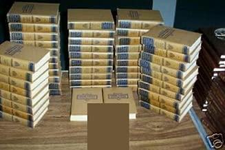 Harvard Classics. The Five-foot Shelf of Books. 52 Volume Set