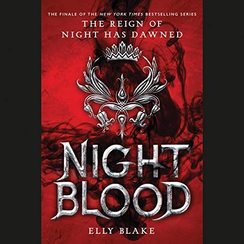 Nightblood audiobook cover art