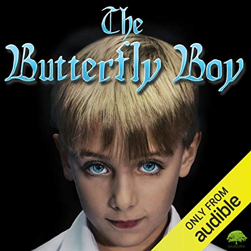 The Butterfly Boy cover art