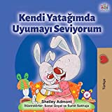 I Love to Sleep in My Own Bed (Turkish Edition) (Turkish Bedtime...
