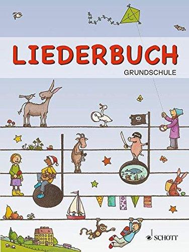 Liederbuch Grundschule mit Geburtstagslieder Kalender und Lehrer-CD - Paket: Paket.