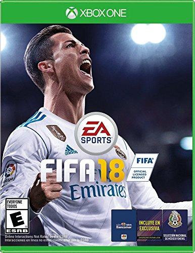 FIFA 18 – Xbox One – Standard Edition