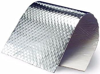 ZXMOTO 1ft x 3.28ft Professional Grade Pre Heat Shield Motorcycle Fairing Heatshield Heating