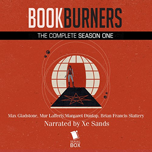 Bookburners Season One (16 Book Series) audiobook cover art