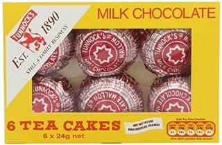 Tunnock's 6 Milk Chocolate Tea Cakes (Pack of 12) (B005R0MCY0) | Amazon price tracker / tracking, Amazon price history charts, Amazon price watches, Amazon price drop alerts