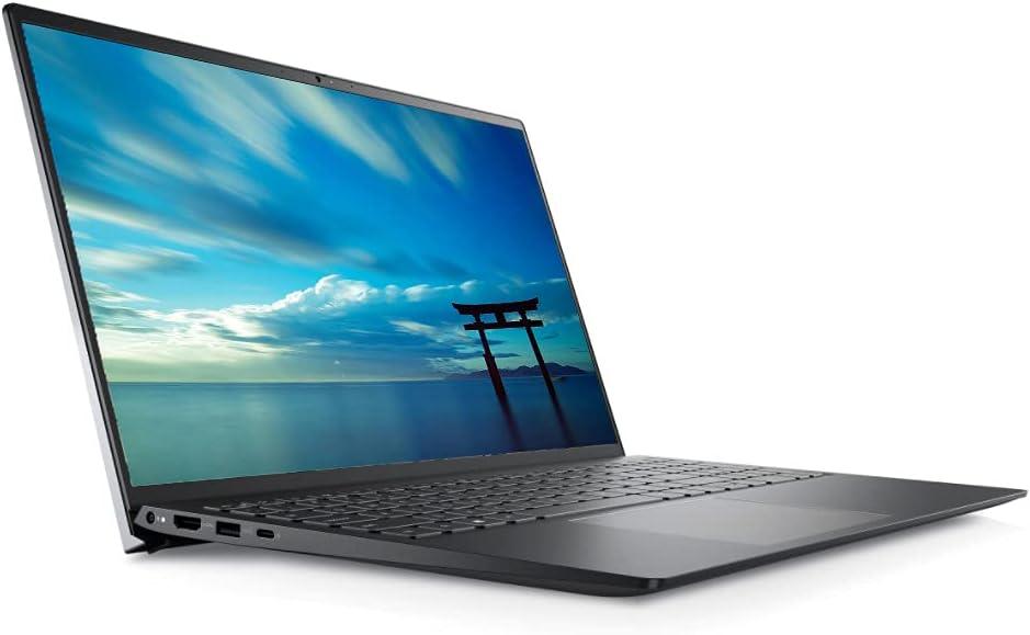 2021 Dell Vostro 15 5000 5510 15.6 Business Laptop 11th Gen Intel Core i7-11370H 4-Core, 32G RAM 1TB SSD 15.6 FHD Screen,Intel Iris Xe Graphics, Backlit KB, FP Reader,Win10 PRO