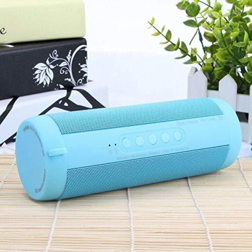 Bluetooth luidspreker, waterdicht, draagbaar, outdoor, wireless mini column box, luidspreker, ondersteuning TF-kaart FM HiFi-boxen, 5