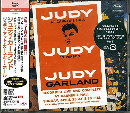 Judy At Carnegie Hall (Live) (Japanese SHM-CD)