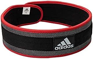 adidas(アディダス) ナイロン ウエイトリフティング ベルト (adgb-1223-789)
