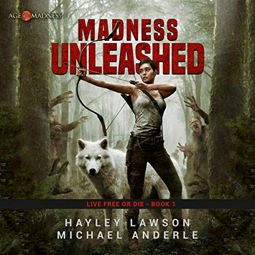 Madness Unleashed  By  cover art