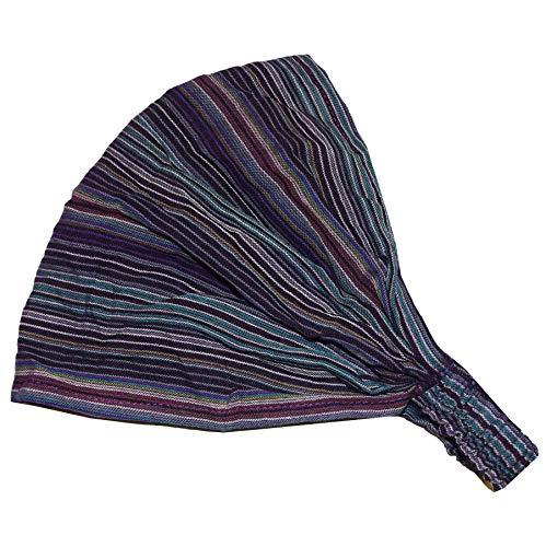 Haarband Stirnband Kopfband Kopftuch Schweißband Haarschmuck Sport Fitness Yoga Mütze (Bunt)