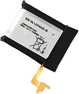 Civhomy Replacement Internal Battery for Samsung Galaxy Gear S3 Classic R770 R760 BR760 R765 SM-R770 SM-RR760 SM-RBR760 SM-RR765 Series GH43-04699A EB-BR760ABE